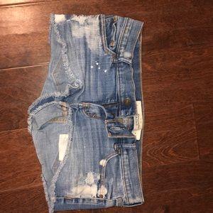 personally designed shorts